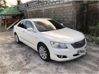 White Toyota Camry 2007 for sale in Automatic