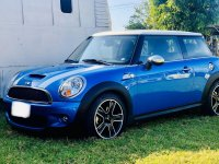 Selling Blue Mini Cooper S 2011 in Manila