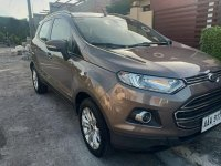 Brown Ford Ecosport 2014 for sale in Bacolod