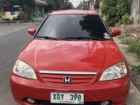 Sell Orange 2002 Honda Civic in Manila