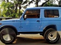 Sell Blue 2007 Suzuki Jimny in Manila