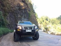Selling Black Nissan Navara 2015 in Manila