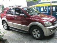 Selling Red Kia Sorento 2005 in Quezon City