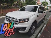 White Ford Everest 2016 for sale in Marikina