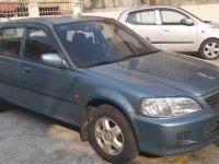 Blue Honda City 2001 for sale in Manila