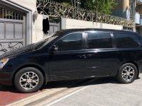 Black Kia Carnival 2015 for sale in Automatic