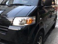Black Suzuki Apv 2014 for sale in Manila