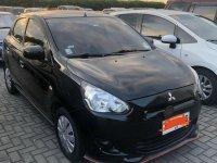 Sell Black 2014 Mitsubishi Mirage in Manila