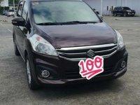 Selling Grey Suzuki Ertiga 2017 in Manila