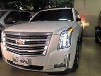 Sell 2017 Cadillac Escalade in Quezon City