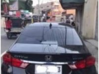 Black Honda City 2015 for sale in Automatic