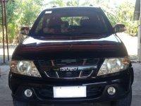 Black Isuzu Sportivo 2005 for sale in Automatic