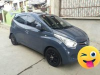 Selling Blue Hyundai Eon 2016 in Caloocan