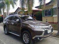 Brown Mitsubishi Montero 2017 for sale in Cagayan de Oro
