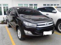Selling Toyota Innova 2018 in Baguio
