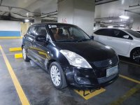 Black Suzuki Swift 2012 for sale in Manila