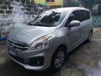 Sell Silver 2018 Suzuki Ertiga in Quezon City