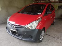 Red Hyundai Eon 2014 for sale in Manual