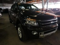 Black Ford Ranger 2015 for sale in Quezon City