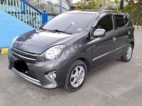 Sell Grey 2015 Toyota Wigo in Quezon City