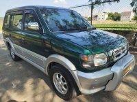 Green Mitsubishi Adventure 2000 for sale in Manual