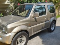Beige Suzuki Jimny 2006 for sale in Automatic