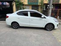 Sell White 2014 Mitsubishi Mirage in Manila