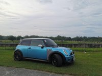 Sell Blue 0 Mini Cooper S in Manila