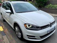 Selling White Volkswagen Golf 2018 in Manila