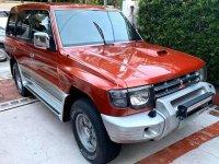 Red Mitsubishi Pajero 2007 for sale in Makati