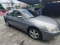 Grey Honda Accord 2004 Automatic for sale