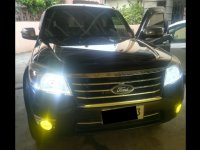 Ford Everest 2010 at 105000 km for sale in Bacoor