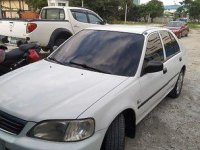Sell White 2001 Honda City Automatic Gasoline