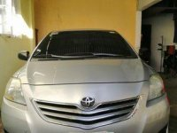 Silver Toyota Vios 2011 Manual for sale