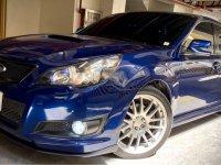 Selling Blue Subaru Legacy 2010 Wagon (Estate) in Mandaluyong