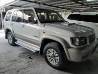 Selling White Isuzu Trooper 2004 in Quezon City