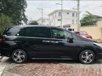 Black Honda Odyssey 2017 Automatic for sale