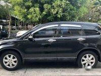 Black Honda Cr-V 200Automatic for sale