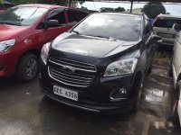 Black Chevrolet Trax 2016 for sale in Pasig