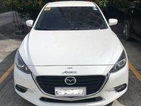 Sell White 2017 Mazda 3 in Davao City