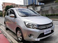 Selling Silver Suzuki Celerio 2017 in Quezon City