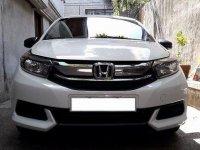 Selling White Honda Mobilio 2018 at 17000 km
