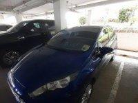 Blue Ford Fiesta 2014 Hatchback for sale