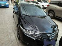 Sell Black 2011 Honda City Automatic Gasoline