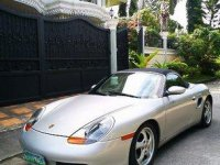 Selling Silver Porsche Boxster 2000 in Paranaque