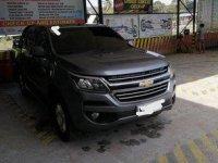 Grey Chevrolet Colorado 2017 for sale in Pagadian