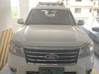 White Ford Everest 2011 for sale in Taguig