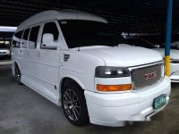 White Gmc Savana 2013 for sale in Paranaque