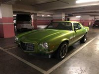Green Chevrolet Camaro 1970 for sale in Muntinlupa