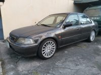 Selling Grey Honda City 1998 in Manila